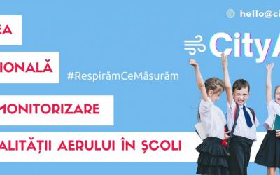 Eveniment lansare City Air 17 iunie 2021, Bucuresti