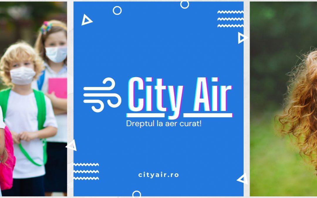 CityAir| primul program național de monitorizare a calității aerului în școli